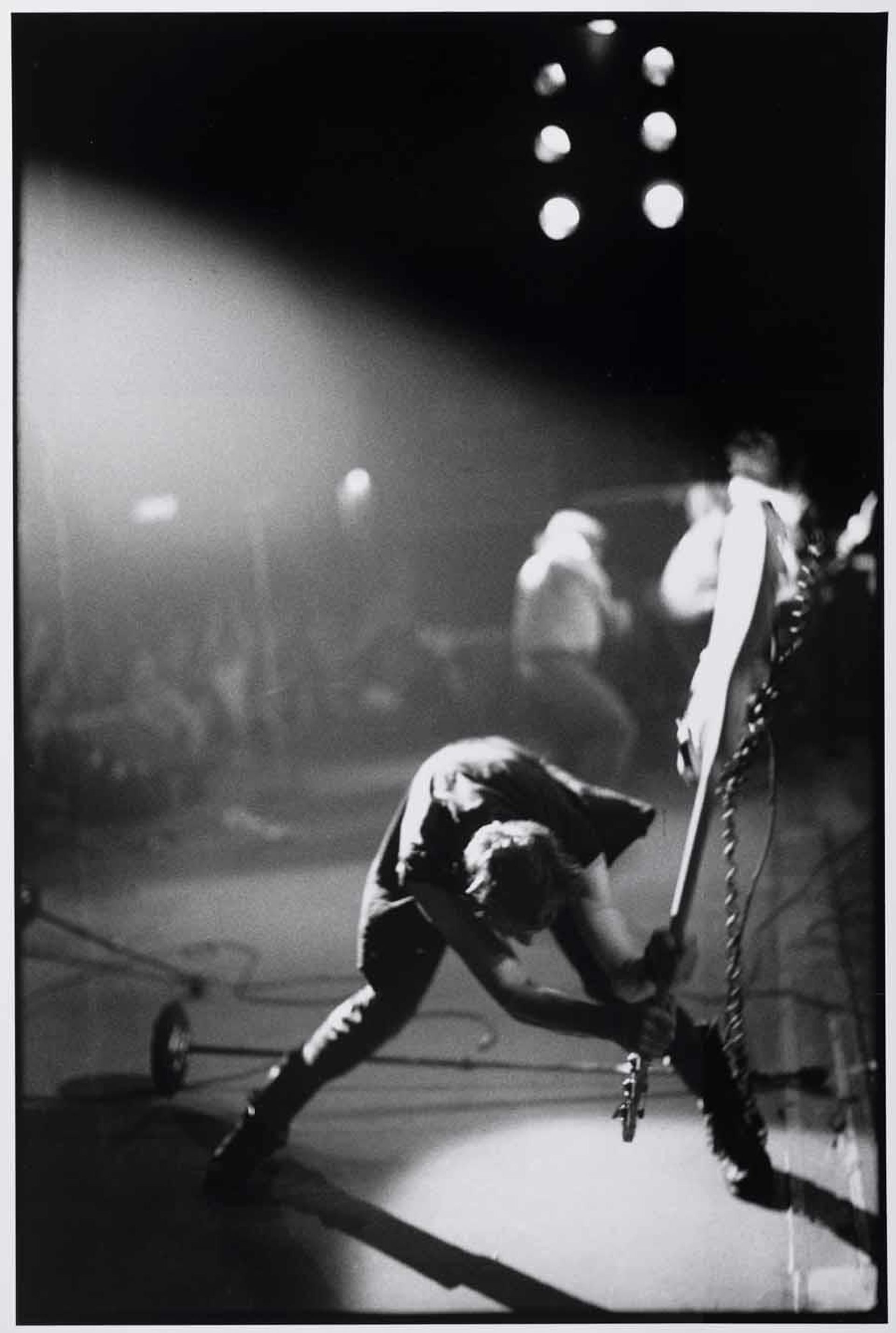 The Clash, per Pennie Smith